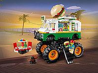 LEGO Creator 31104 Грузовик «Монстрбургер», конструктор ЛЕГО