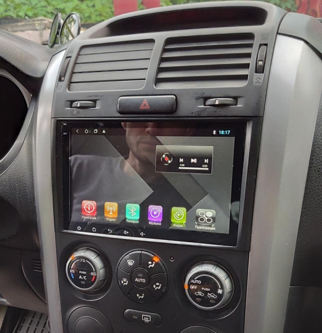 Штатная магнитола Suzuki Grand Vitara, Escudo Android