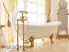 Ванна Скарлет 170х80х530/740(Ножки - золото, хром, бронза, белые)), фото 3