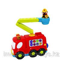 Игрушка для детей «Пожарная машина» интерактивная Child's Play