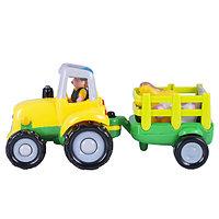 Интерактивная игрушка для детей «Фермерский трактор» Child's Play, фото 1