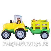 Интерактивная игрушка для детей «Фермерский трактор» Child's Play