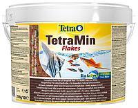 TetraMin Flakes10 л.(ведро) мелкие хлопья
