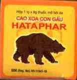 Мазь вьетнамская обезболивающая Hataphar