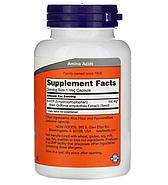 Now Foods, 5-гидрокситриптофан, 100 мг, 120 растительных капсул, фото 2