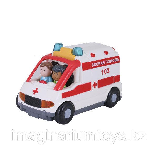 Интерактивная игрушка для детей «Машина скорой помощи» Child's Play