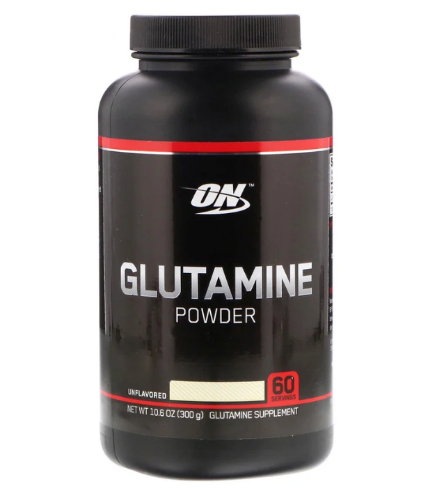 Optimum Nutrition, Глутамин в форме порошка, без ароматизаторов, 10,6 унц. (300 г)