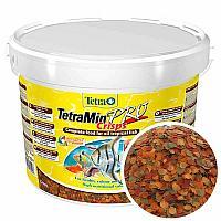 TetraMin Crisps 10 л.(ведро) чипсы для всех рыб