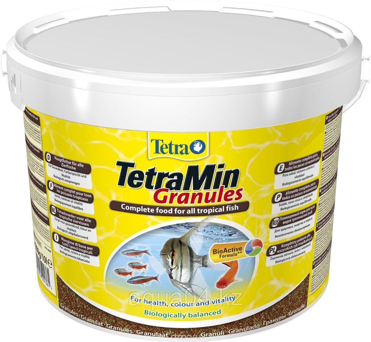 TetraMin Granules 10 л.(ведро) гранулы