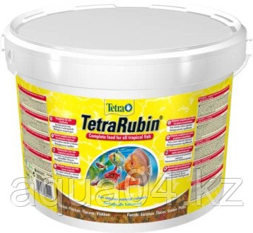 Tetra Rubin 10 л.(ведро) хлопья