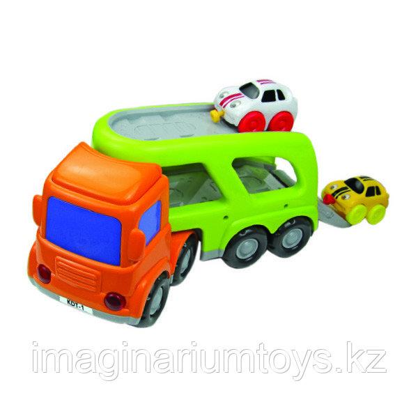 Интерактивная игрушка для детей «Автовоз» Child's Play