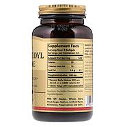 Solgar, Фосфатидилхолин, 100 мягких таблеток, фото 2