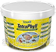 Tetra Phyll 10 л.(ведро) хлопья