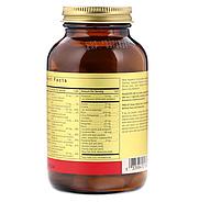 Solgar, Formula V, VM-75, комплексные витамины с хелатными минералами, 90 таблеток, фото 2