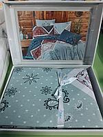 Турецкие двухспальные постельные комплекты