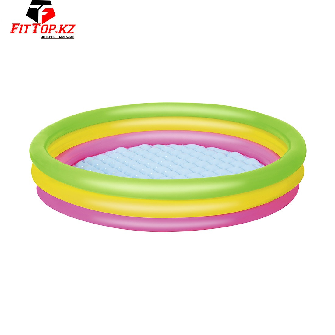 Детский надувной бассейн Summer Set 152 х 30 см, BESTWAY, 51103, Винил, 211л., 2+