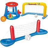 Детские игровые и спортивные центры, игрушки, бассейны