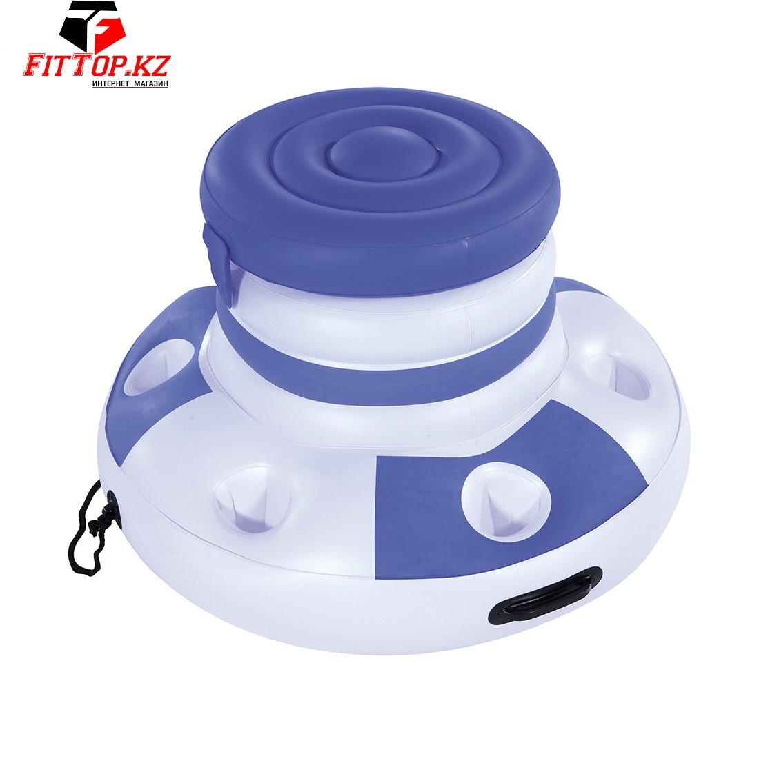 Надувной плавающий термоконтейнер для напитков CoolerZ Floating Cooler 70 см, BESTWAY, 43117