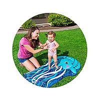 Надувной батут Baby Jellyfish 147 см, BESTWAY,  52291