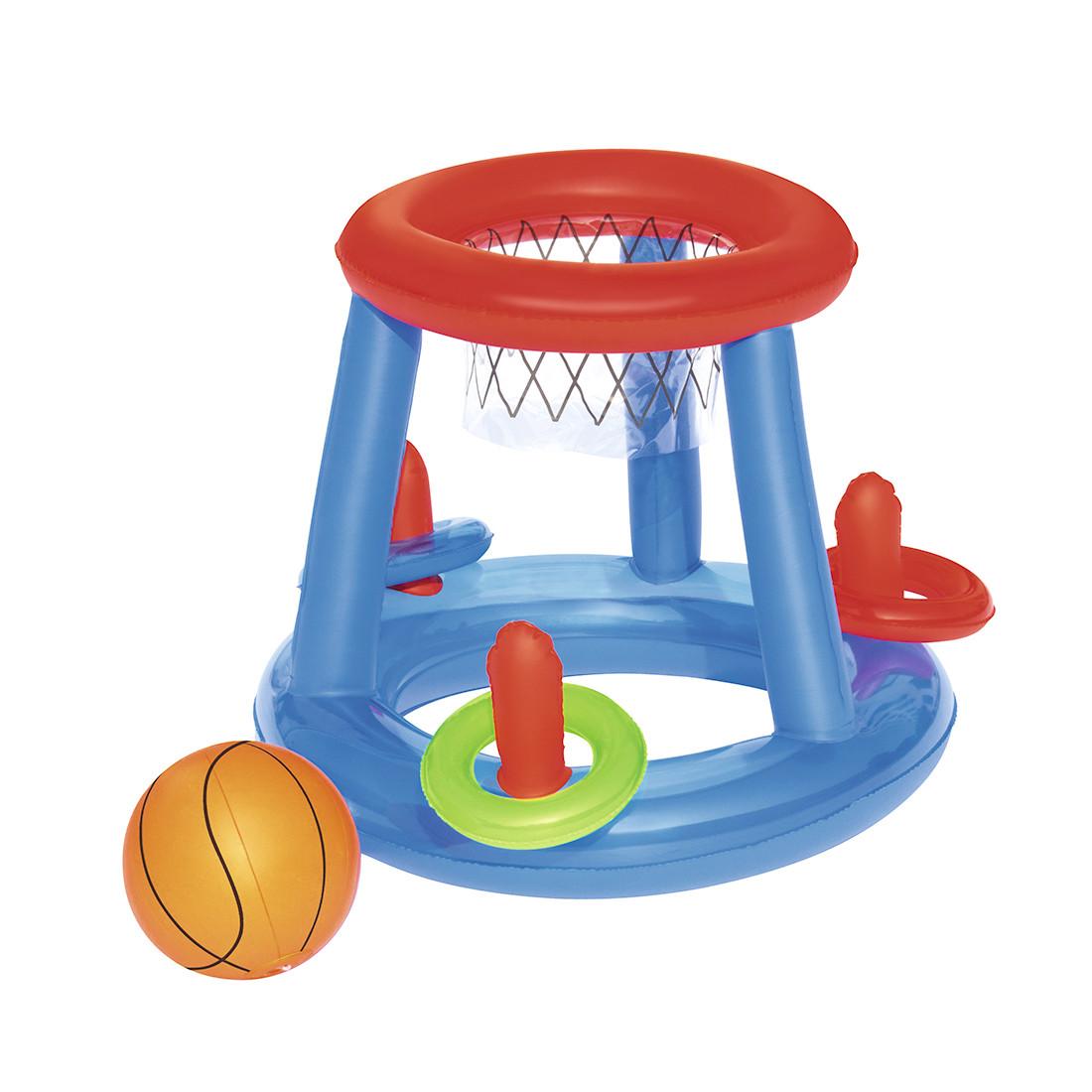 Надувная баскетбольная корзина Pool Play 61 см, BESTWAY, 52190