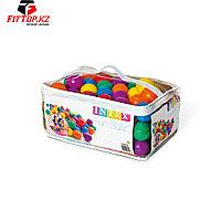 Шарики для бассейнов Small Fun Ballz 65мм,100 шариков в комплекте