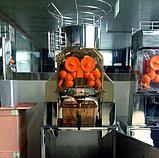 Соковыжималка для цитрусовых Foodatlas 2020А-(II) (напольная, корпус прозр пласт, конт пластик, GB), фото 10
