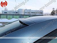 КОЗЫРЕК НА ЗАДНЕЕ СТЕКЛО SKODA OCTAVIA III A7, фото 1