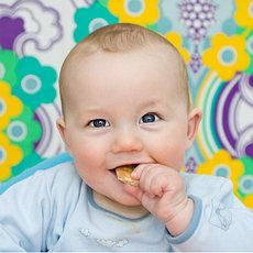 Детское печенье и пудинги