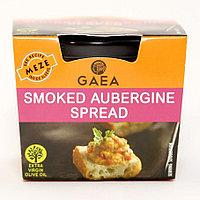 Gaea Smoked Aubergine Spread Тапенаде из баклажан печеных на открытом огне 125 мл
