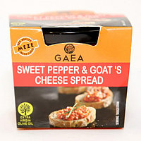 Gaea Sweet Pepper & Goat's Cheese Spread Тапенаде из сладкого перца и козьего сыра 125 мл