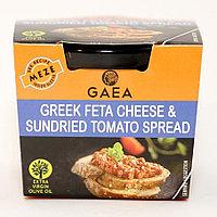 Gaea Greek Feta Cheese & Sundried Tomato Spread Тапенаде c греческим сыром фета 125 мл