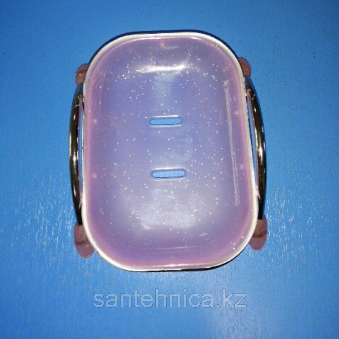 FRAP F332 Мыльница настольная фиолетовая