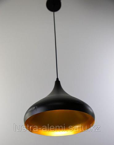 Люстра Подвесная X01/1 BK FAN, фото 2