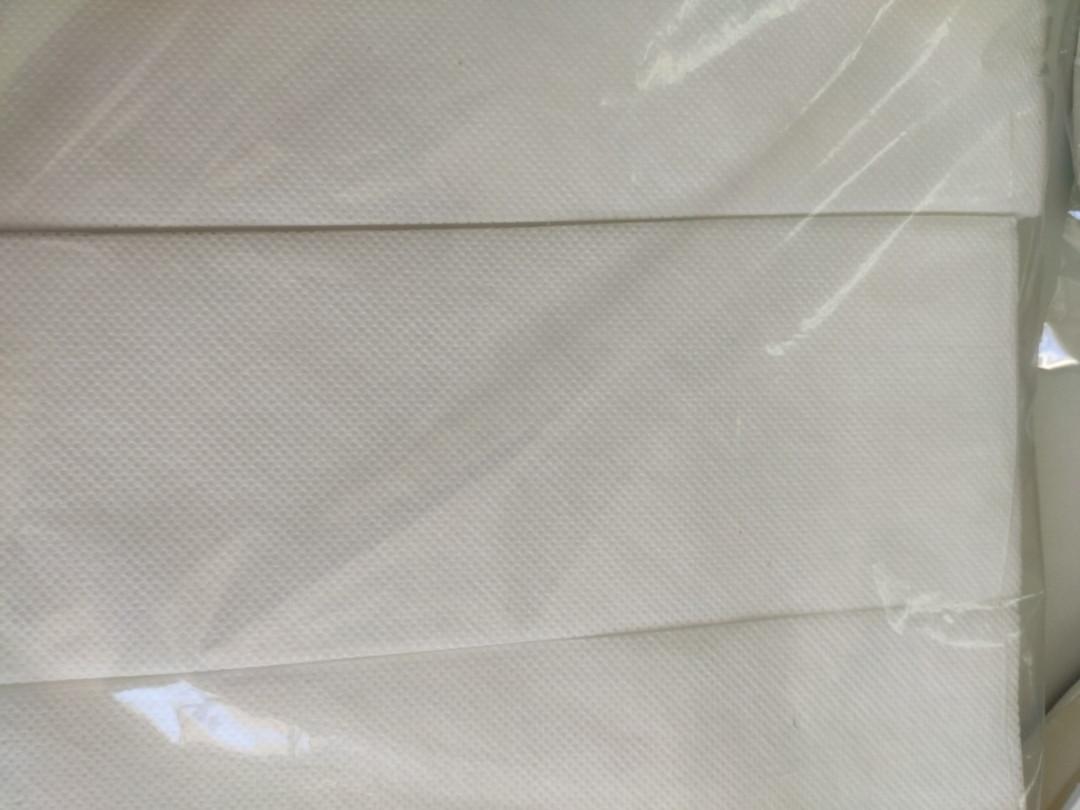 Салфетки безворсовые прямоугольные