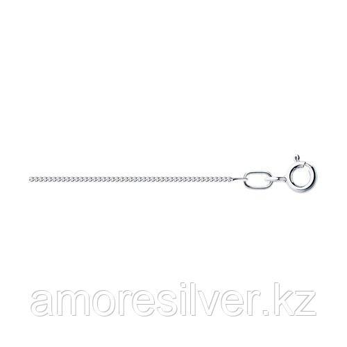 Тонкая серебряная цепь  SOKOLOV 968020302 размеры - 45 50 55