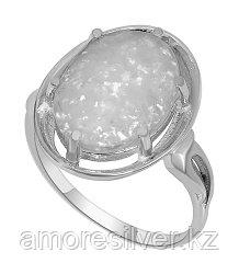 Кольцо из серебра с лунным камнем   Невский 13557Р