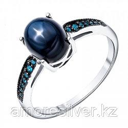 Кольцо из серебра с фианитом  TEOSA R-DRGR00927-SP-SPC размеры - 18