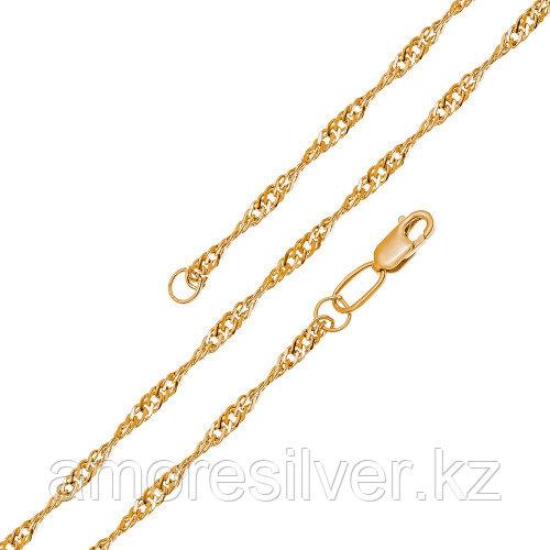 Серебряный браслет   Бронницкий ювелир V1050022717 размеры - 17  V1050022717 размеры - 17