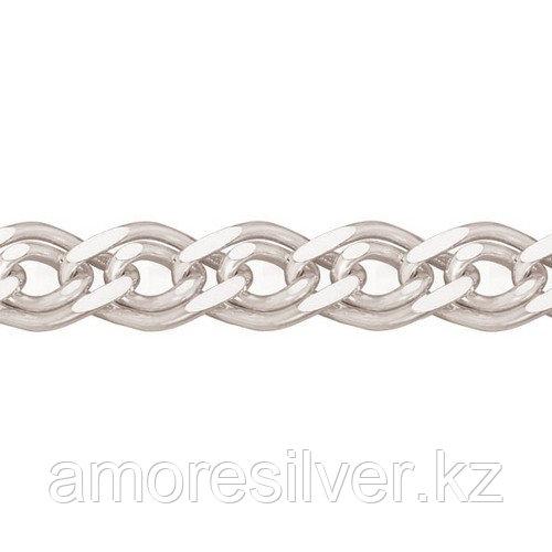 Браслет  серебро с родием, без вставок 81060500119