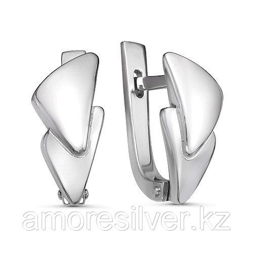 Серьги из серебра   MASKOM 2000-0176  2000-0176