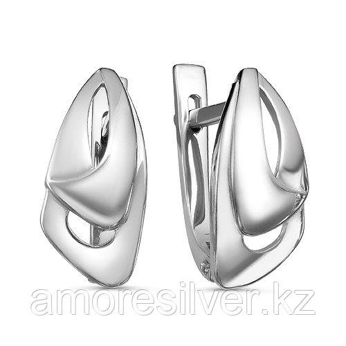 Серебряные серьги  MASKOM   2000-0180