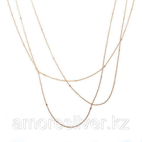 Серебряное колье   Адамант Ср925П-873802540 размеры - 40