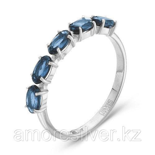 Кольцо из серебра с фианитом Teosa 100-955-TLC-r