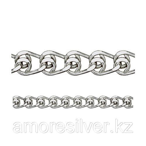 Цепь Красцветмет серебро с родием НЦ 22-087-3