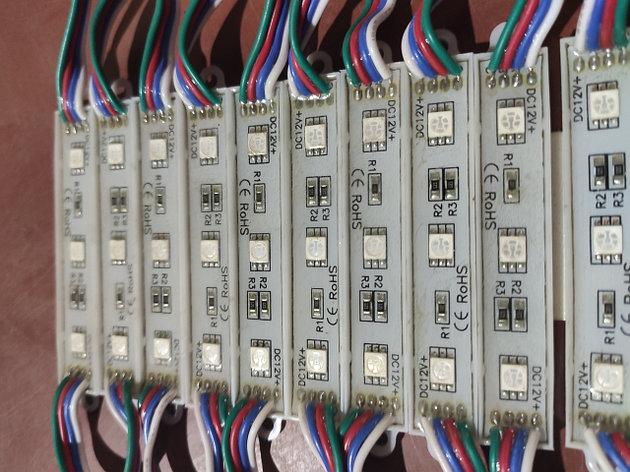 Диоды газовые 3т 7815F5050RGB  0.72W, фото 2