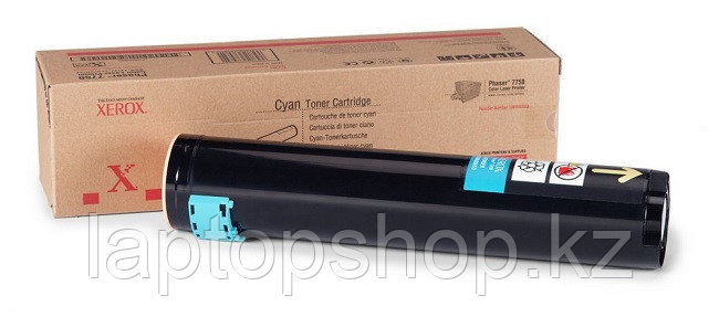 Original XEROX 106R00653 Cyan Toner Cartridge for Phaser 7750