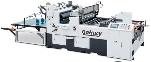 Автоматическая машина вклейки окошек  GALAXY 1080-2G  2 потока с Сервоприводом для работы двойниками