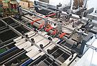 Автоматическая машина вклейки окошек  GALAXY 1080-2G  2 потока с Сервоприводом для работы двойниками, фото 2