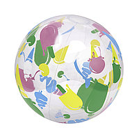 Надувной пляжный мяч Designer 51см  BESTWAY  31036  Винил  Цвет в ассортименте  Пакет