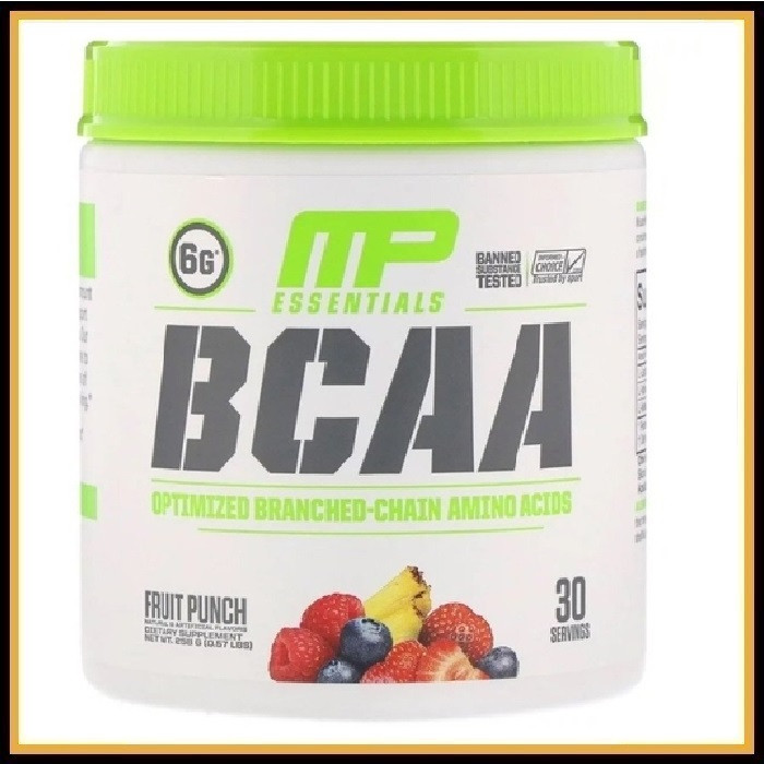 Musclepharm BCAA 225гр (ежевика)